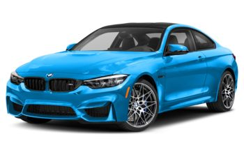 2018 BMW M4 - Java Green Metallic