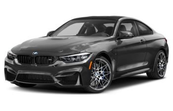 2020 BMW M4 - Lava Grey