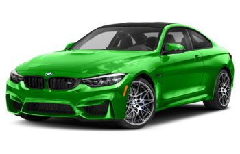 2018 BMW M4 - Java Green Metallic