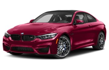 2018 BMW M4 - Frozen Red II