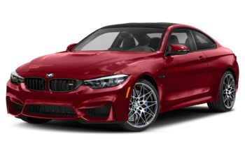 2020 BMW M4 - Imola Red II