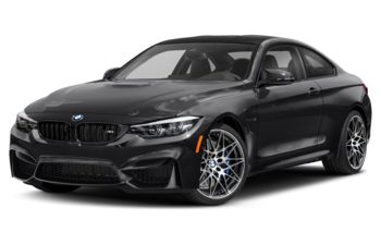 2018 BMW M4 - Grey Black