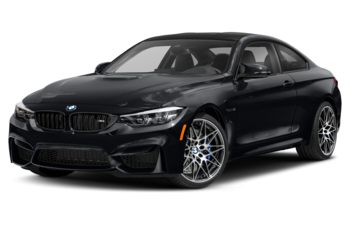 2020 BMW M4 - Frozen Black