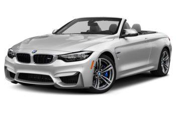 2020 BMW M4 - Mineral White Metallic