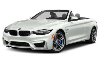 2020 BMW M4 - Alpine White