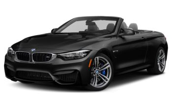2020 BMW M4 - Black Sapphire Metallic