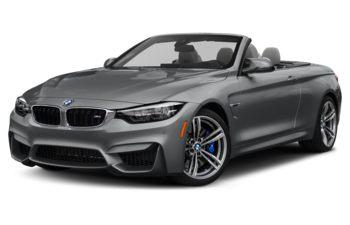 2020 BMW M4 - Mineral Grey Metallic