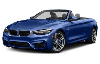 2020 BMW M4 - San Marino Blue Metallic