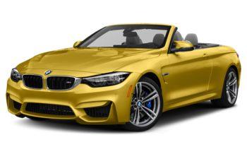 2020 BMW M4 - Austin Yellow Metallic