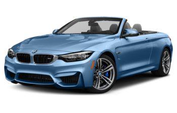 2020 BMW M4 - Yas Marina Blue Metallic