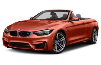 2020 BMW M4 - Sakhir Orange Metallic