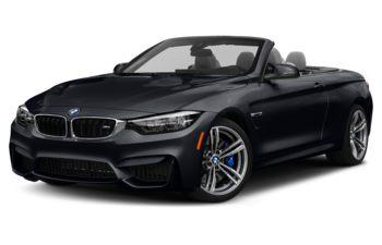 2020 BMW M4 - Azurite Black Metallic