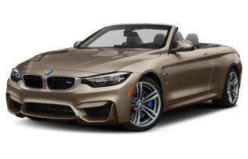 2020 BMW M4 - Champagne Quartz Metallic