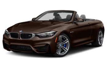 2020 BMW M4 - Smoked Topaz Metallic