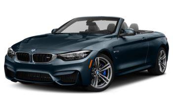 2020 BMW M4 - Frozen Dark Blue II