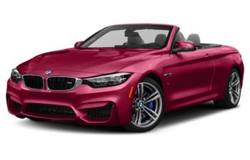 2020 BMW M4 - Frozen Red II