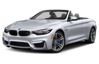 2020 BMW M4 - Frozen Silver