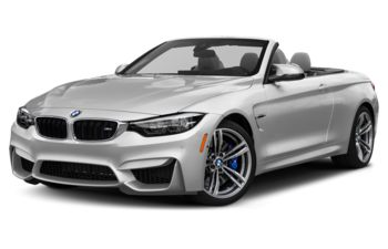 2020 BMW M4 - Frozen Brilliant White
