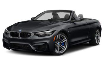 2020 BMW M4 - Frozen Black