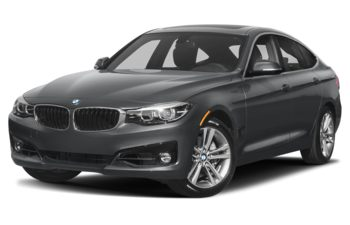 2018 BMW 340 Gran Turismo - Mineral Grey Metallic