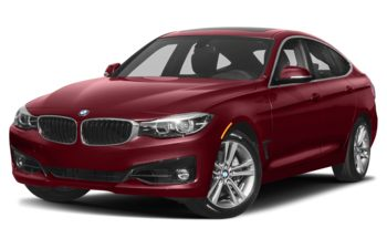 2018 BMW 340 Gran Turismo - Melbourne Red Metallic