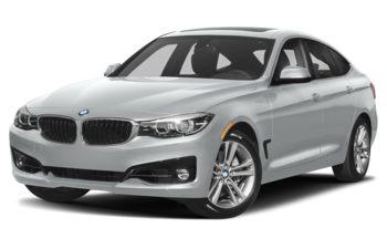 2018 BMW 340 Gran Turismo - Glacier Silver Metallic