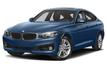 2018 BMW 340 Gran Turismo - Estoril Blue Metallic