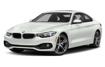 2019 BMW 430 - Alpine White Non-Metallic