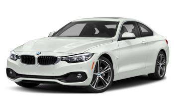 2018 BMW 430 - Alpine White