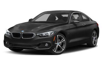 2019 BMW 430 - Black Sapphire Metallic