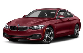 2019 BMW 430 - Melbourne Red Metallic
