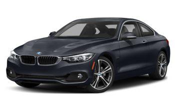 2018 BMW 430 - Imperial Blue Metallic