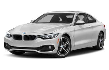 2018 BMW 430 - Mineral White Metallic