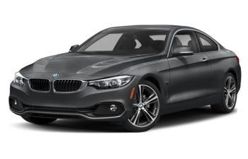 2020 BMW 430 - Mineral Grey Metallic