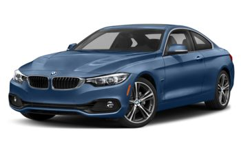 2020 BMW 430 - Estoril Blue Metallic