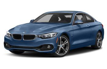 2018 BMW 430 - Estoril Blue Metallic