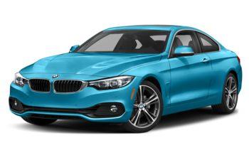2018 BMW 430 - Snapper Rocks Blue Metallic