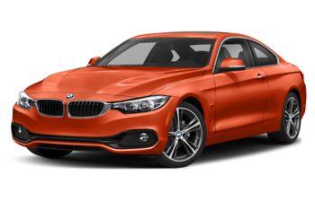 2018 BMW 430 - Sunset Orange Metallic
