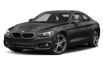 2018 BMW 430 - Citrin Black Metallic
