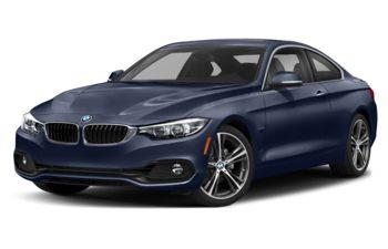 2018 BMW 430 - Tanzanite Blue Metallic