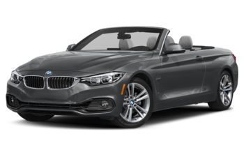 2019 BMW 430 - Mineral Grey Metallic