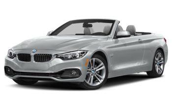 2019 BMW 430 - Glacier Silver Metallic