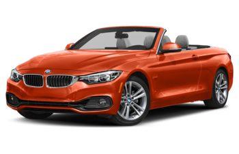 2020 BMW 430 - Sunset Orange Metallic