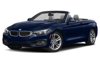 2020 BMW 430 - Tanzanite Blue II Metallic