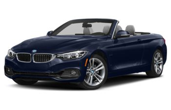 2019 BMW 430 - Tanzanite Blue Metallic