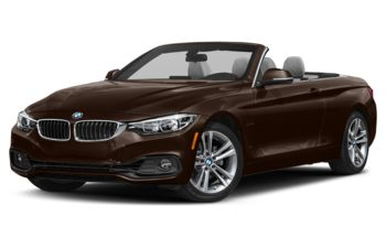 2019 BMW 430 - Smoked Topaz Metallic