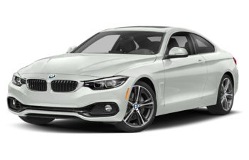 2019 BMW 440 - Alpine White Non-Metallic