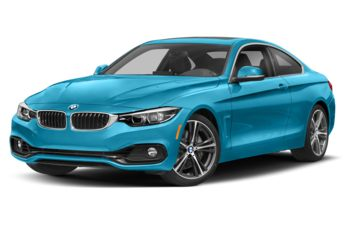 2020 BMW 440 - Snapper Rocks Blue Metallic