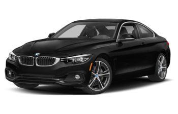 2019 BMW 440 - Black Sapphire Metallic