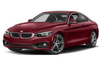 2019 BMW 440 - Melbourne Red Metallic